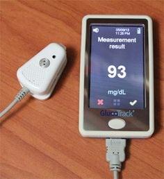 Глюкометр на руку: умные часы для диабетиков часы Glucowatch, неинвазивный прибор