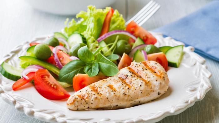 Низкоуглеводная диета при повышенном холестерине: меню и рецепты