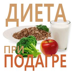 Диета при подагре и диабете: что можно есть при заболеваниях, питание для диабетика