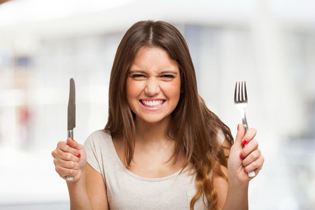Чувство голода при диабете 1 и 2 типа