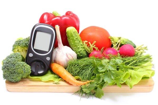 Меню для диабетиков 1, 2 и гестационного типа на неделю