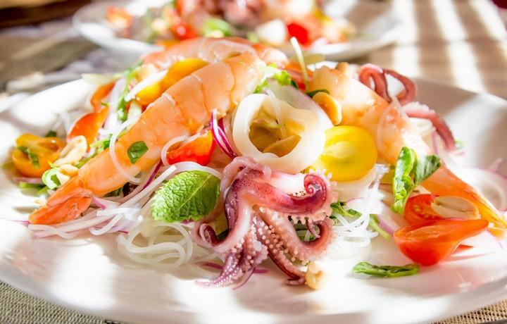 салат-с-морепродуктами