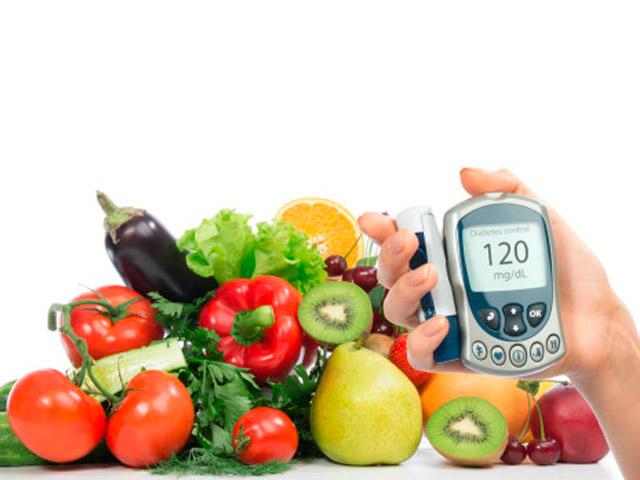 Сахарный диабет - овощи и фрукты