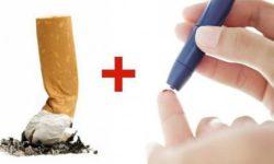 Можно ли курить при сахарном диабете 2 типа? Последствия
