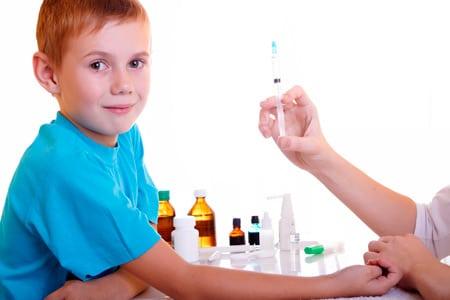 Сахар в крови у ребенка 10 лет: норма и таблица по уровням