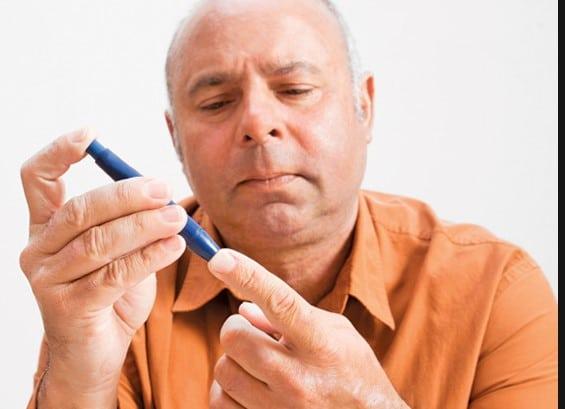 Норма сахара в крови у мужчин после 50 лет