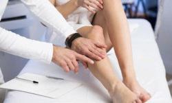 Пятна на ногах при сахарном диабете: причины, как и чем лечить